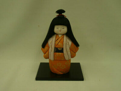 Wood Grain Doll Baby Song Female Creative Japanese-Style Traditional Craft
