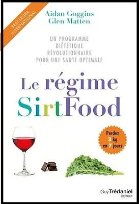 ⚡P.D.F] ⚡The Sirtfood Diet By Aidan Goggins & Glen Matten  FAST DELIVERY