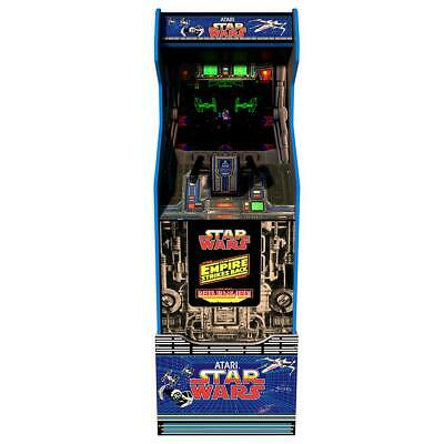 New Star Wars Home Arcade Game Machine w/ Riser, 3 Classic Games Included