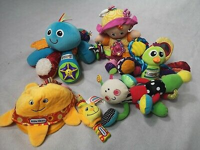Baby LAMAZE ELC LITTLE TIKES Sensory Learning Bundle 6 pieces