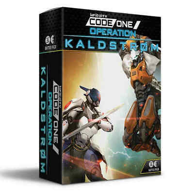 Infinity PanOceania CodeOne: Operation Kaldstrom Battle Pack