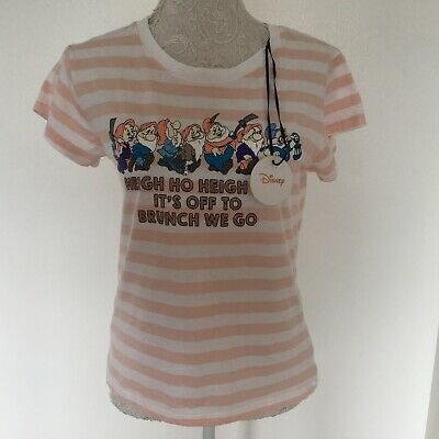 Disney 7 Dwarfs Love To Lounge Primark Size 10-12
