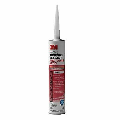 3M 06520 Marine Adhesive Sealant Fast Cure 5200 (5 Pack)