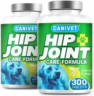 2nd Half Price! Dog Joint Supplements More Ingredients Than Lintbells YuMove Dog