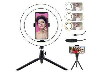 Willstar Led Ring Light With Stand Makeup Video/ Photography