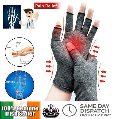Anti Arthritis Gloves Compression Gloves Support Hands Pain Relief Wrist Support