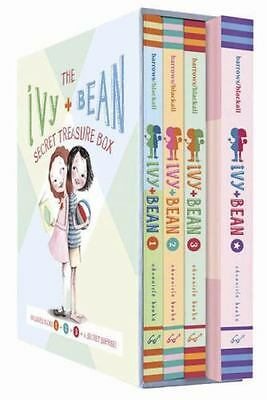 Ivy and Bean's Treasure Box: [Beginning Chapter Books, Funny Books for Kids, Kid