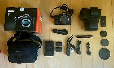 Sony Alpha A7 II - Camera with Accessories.  PLEASE READ LISTING.