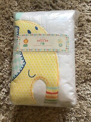 Mothercare Roll Up Roll Up Quilt For A Cot Or A Cot Bed ** New ***