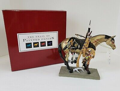 The Trail of Painted Ponies MEDICINE HORSE #1549 11E/1,353 2004