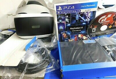 Playstation VR CUH-ZVR1 (301400)- GRAN TURISMO-SEE NOTES