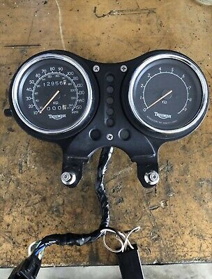 Triumph 900tt Legend Speedometer Tach Assembly 885 900 900TT