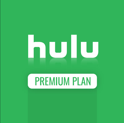Hulu Premium Subscription Account 1 year with life time warranty no ads watch