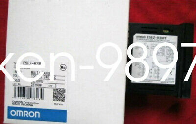 NEW IN BOX OMRON Temperature Controller E5EZ-R3MT 100-240VAC