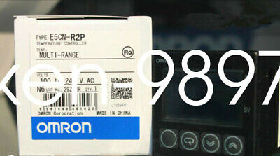 NEW IN BOX Omron PLC Temperature Controller E5CN-R2P 100-240VAC