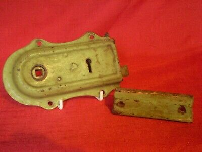 Antique/Victorian Door Lock.....for Restoration............rare Shape