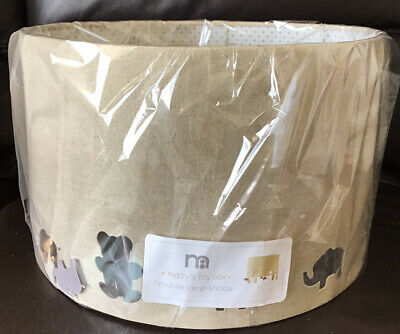 Mothercare Teddy's Toy Box Large Nursery / Bedroom Light Shade 🧸 BNIP 🧸