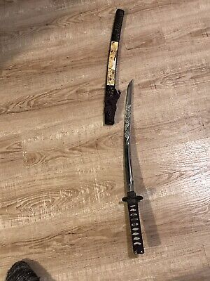 Antique Japanese Wakisashi Katana Samurai Sword.... Mint condition