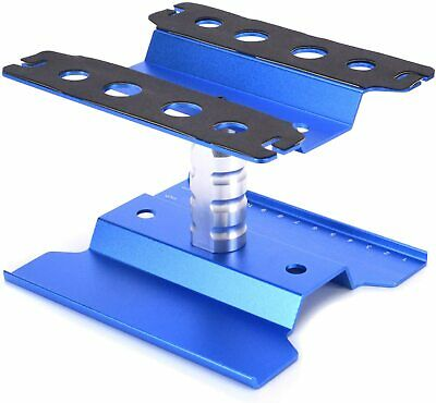 IFLYRC RC Car Stand Repair Workstation Aluminum Alloy 360 Degree Rotate Holder