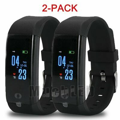 Smart Watch Fitness Tracker Fit*it Bluetooth Step Caolorie Sport Android iPhone