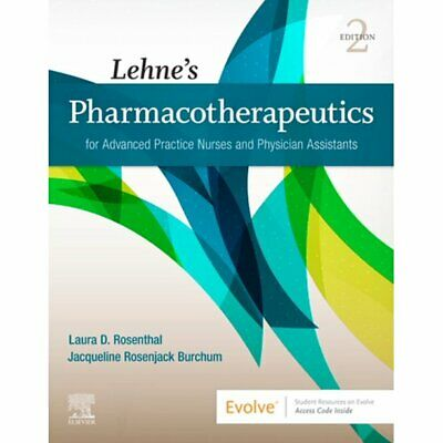 Lehne's Pharmacotherapeutics for Advanced Practice Nurses and Physician P.D.F