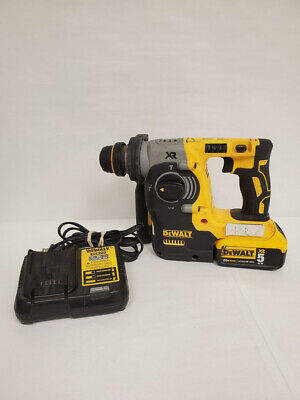 "DeWALT DCH273 1"" Brushless 20V Li-Ion SDS Brushless Hammer 5Ah Kit 11/L19428A"