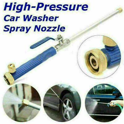 2 in 1 High Pressure Power Washer Nozzle Set For Car Sidewalks Washing Outdoors