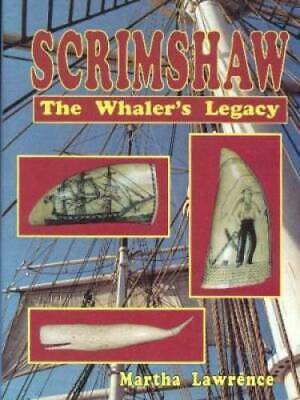 Reference: Scrimshaw Whaler's Legacy Sailor Tusks Bone