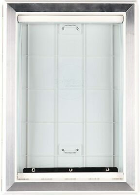 Extreme Weather Pet Door Dog Doors Exterior Entry Large Dogs Heavy Duty New