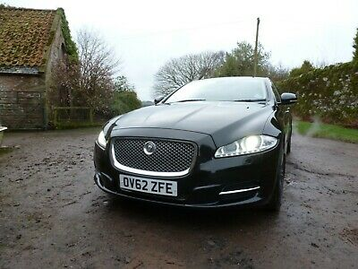 2012 Jaguar Xj Lwb Premium Luxury 3.0