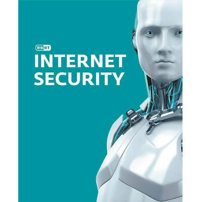 Eset Nod32 Internet Security 1 Year 1 PC License Key