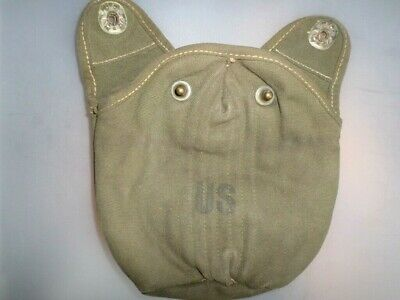 Vintage Post War  1954 November  M-1910 Canteen Pouch Preowned Used