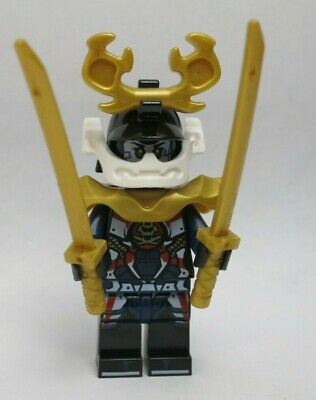 LEGO NINJAGO SAMURAI X Minifigure 70651 split Throne Room