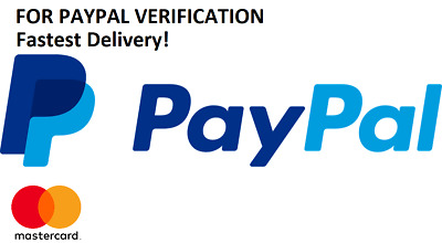 VCC Virtual Credit Card  for PAYPAL Verification Works WITH USA PAYPAL ONLY