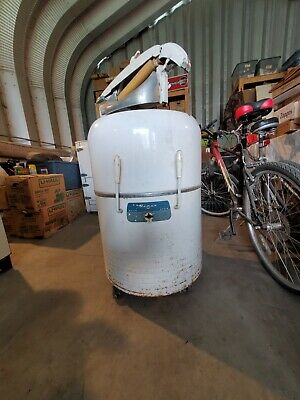 Vintage Ge Wringer Washer Washing Machine