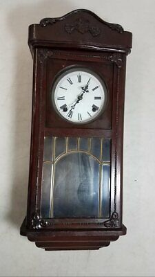 Junghans Collectible Wall Clock Untested P/R