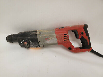 "Milwaukee 5262-20 120V 7 Amp 7/8"" SDS Plus Rotary Hammer 7/B15711B"