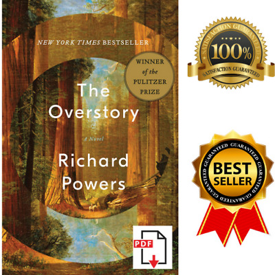 🔥🔥The Overstory By Powers Richard⚡Fast Delivery⚡🔥🔥