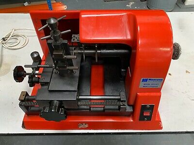 Mancuna 900Gt Key Cutting Machine