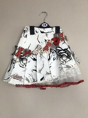 Girls Designer DARLINGS Romany Style Summer Skirt Aged 3 Years