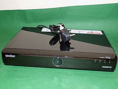 HUMAX YOUVIEW DIGITAL TV FREEVIEW RECEIVER Recorder DTR-T1000 500GB HD