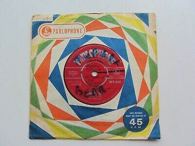 The Beatles  1962    Love Me Do Red    Parlophone    Off Centre Credits