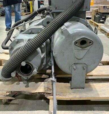Chiller, Carrier Water-Cooled R134a 60Ton rotary screw Compressor