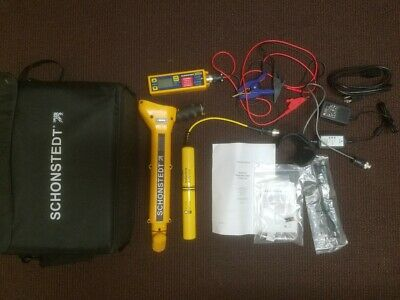 Schonstedt Pipe and Cable Locating Kit
