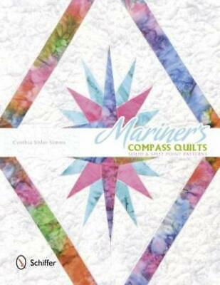 Mariner's Compass Quilts: Solid & Split Point Patterns