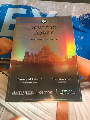 Downton Abbey: The Complete Series Collection (DVD, 2016)