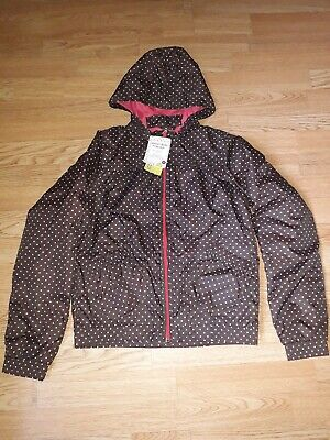 Peter storm Waterproof jacket Girls 13 years brand new with tags