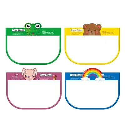 Kids Hd Face Shield Protection. Usa Seller