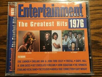 Entertainment Weekly: The Greatest Hits 1976 by Various Artists (CD,...