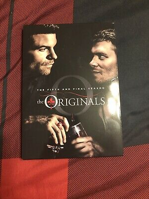 The Originals: 5 and Final Season (DVD, 2018, 3-Disc Set)